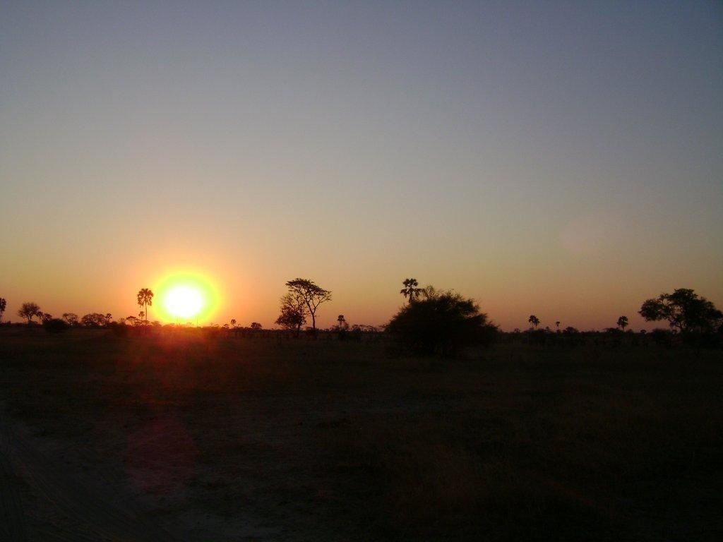 Three Black Girlz on Safari: Sunsets that Take Your Breath Away